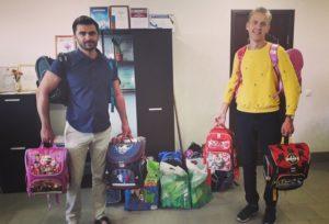 Акция «Помоги собраться в школу» для тверских детей