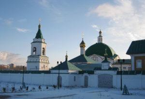 Свято-Троицкий мужской монастырь (Чебоксары)