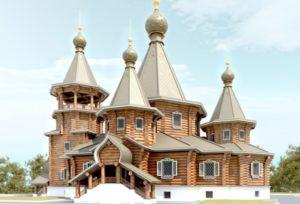 Храм Крестителя Господня Иоанна в Кимрах