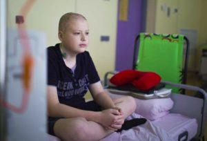 Спасти Рому Васильева от рака крови