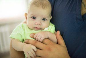 Операция для новорожденного сироты Антона