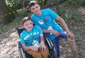 Инвалидные коляски для студентов «Квартала Луи»