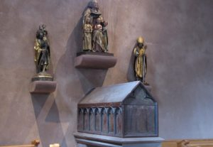 Гробница мучениц Веры, Надежды, Любови и их матери Софии