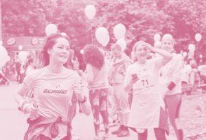 Благотворительный забег «Balloon RUN 2018»