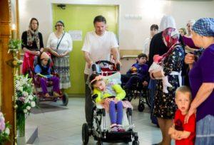 Помощь храму для особых детей при центре «Кунцевский»