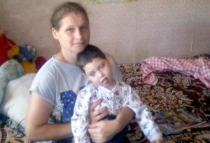 Свет для многодетной семьи Любови и Сергея