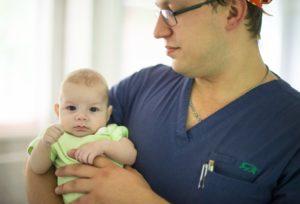 Лекарства и подгузники для новорожденных в подмосковной больнице