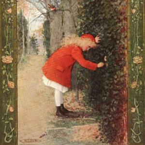 Фрэнсис Бёрнетт «Таинственный сад»