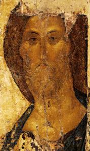 Христос Вседержитель. Рублёв