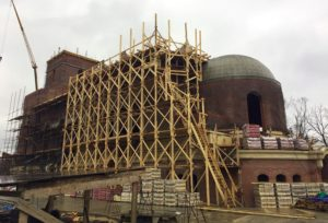 Храм Спиридона Тримифунтского в Коптево: строим всем миром