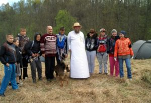 Духовно-просветительский детский центр в деревне Броды