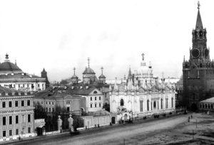 «Вознесенский монастырь в Кремле». Места и люди (24.11.2018)