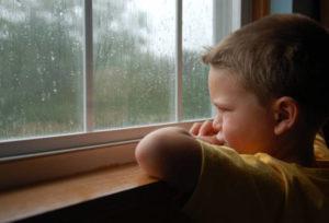 Детский психолог: Мама уходит на работу