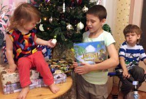 «Рождественский подарок»: конкретная помощь — конкретным людям