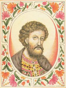 Князь Ярослав Всеволодович