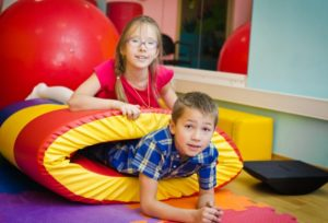 Детский инклюзивный центр «Вместе весело шагать»