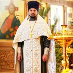 Священник Николай Дубинин