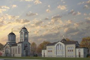 «Храм святителя Спиридона Тримифунтского». Места и люди (22.12.2018)