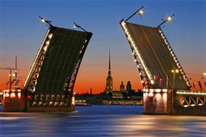 Случай в Петербурге