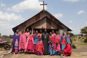 Как живут православные масаи
