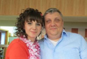 Максим и Валерия Матюнины
