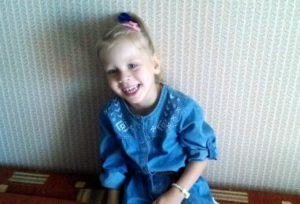 Реабилитация для Маши Чалбышевой из Самарской области