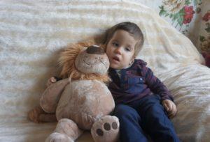 Дорогостоящее лечение для маленького Федора
