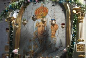 Праздник Супрасльской иконы Богородицы (Польша)