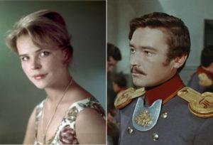 Тамара Сёмина и Владимир Прокофьев