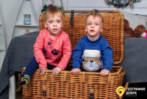Реабилитация для Максима Налейкина после тяжелой болезни