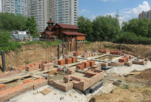 Поддержать строительство храма во имя святого пророка Даниила