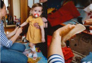 Физические терапевты в помощь детям от рождения до трех лет
