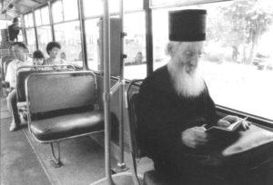 С Патриархом на трамвае