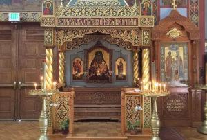 Нетленные мощи святителя Иоанна (Максимовича)