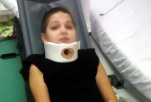 Реабилитация для Вани Лукьянова: научиться ходить заново