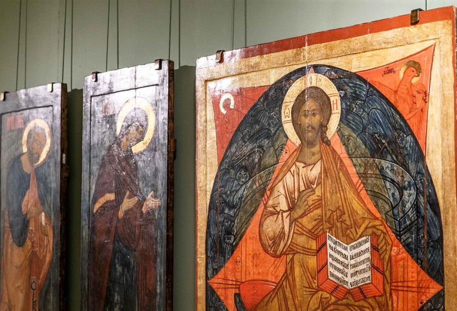 Иконы Каргополья