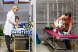 Центр реабилитации детей с двигательными нарушениями