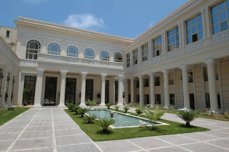 Патриаршая резиденция в Александрии