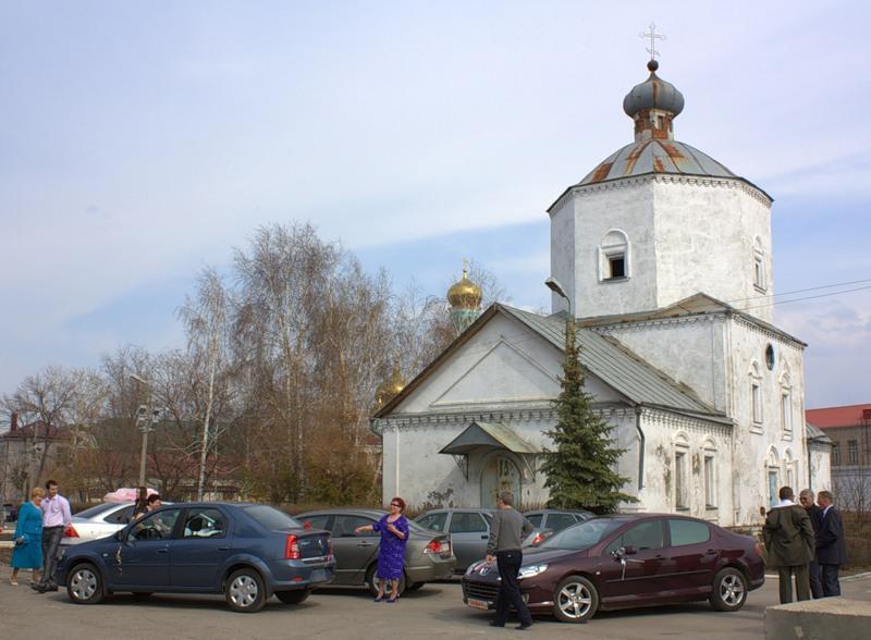 Сызрань. Христорождественский собор в кремле