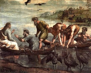 742px-V&A_-_Raphael,_The_Miraculous_Draught_of_Fishes_(1515)